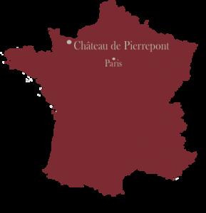 Localisation-Château-de-Pierrepont